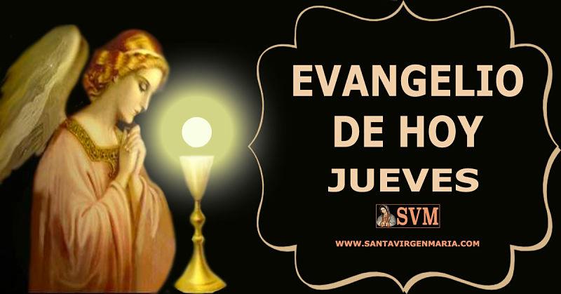 Evangelio según San Lucas 11,5-13. CATOLICO