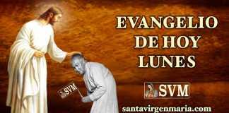 Evangelio según San Lucas 13,10-17. CATOLICO