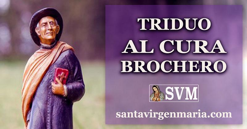 TRIDUO AL CURA BROCHERO