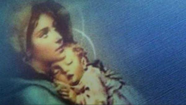 Santa María Mediadora de todas las Gracias historia