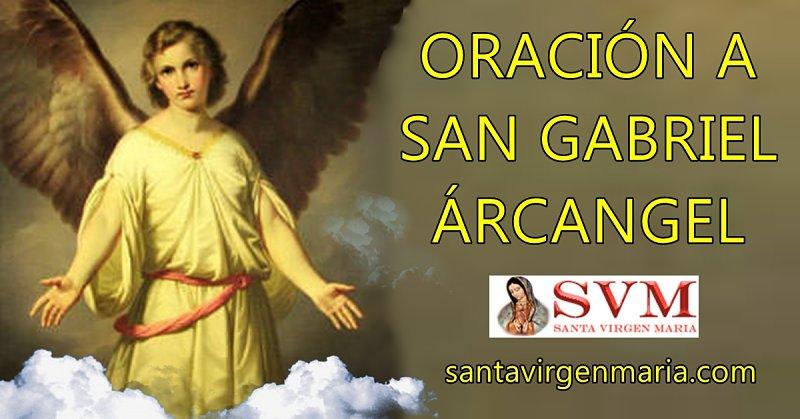 Oracion Al Arcangel Gabriel Pidiendo Por Buenas Noticias De Dios
