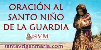 Oración a San Cristóbal de la Guardia