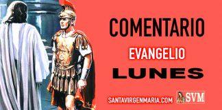 Comentario del Evangelio, San Mateo 8, 5-11 CATOLICO