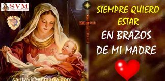 María modelo de la vida Cristiana