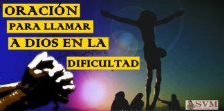 oración para Bendecir y llamar a Dios