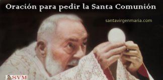 Oración para pedir la Eucaristía