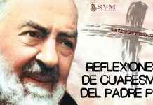 meditación en 10 puntos del Santo, introducción la cuaresma en el Catecismo Mayor de Pio X